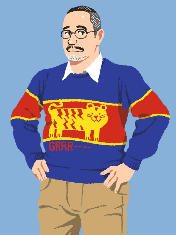 ダサセーター